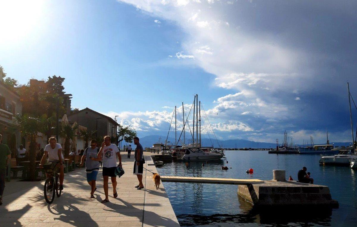 Otok Krk ima učešće od 39,7% u ukupnom turističkom prometu Kvarnera. Evo kakav je bio studeni