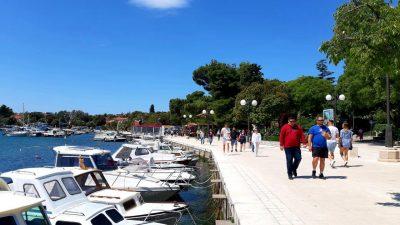 Krk u top 5 hrvatskih gradova s najvećim brojem turista