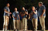 FOTO/VIDEO Antonja proslavljena uz klapu Rašketa i feštu grupe Point