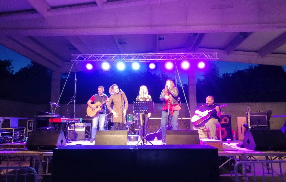 VIDEO Dan Grada Krka obilježen uz folklor i koncert krčkih bendova
