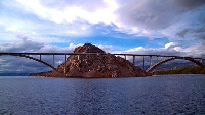 Kućice odlaze u povijest: Ukida se naplata mostarine na Krčkom mostu