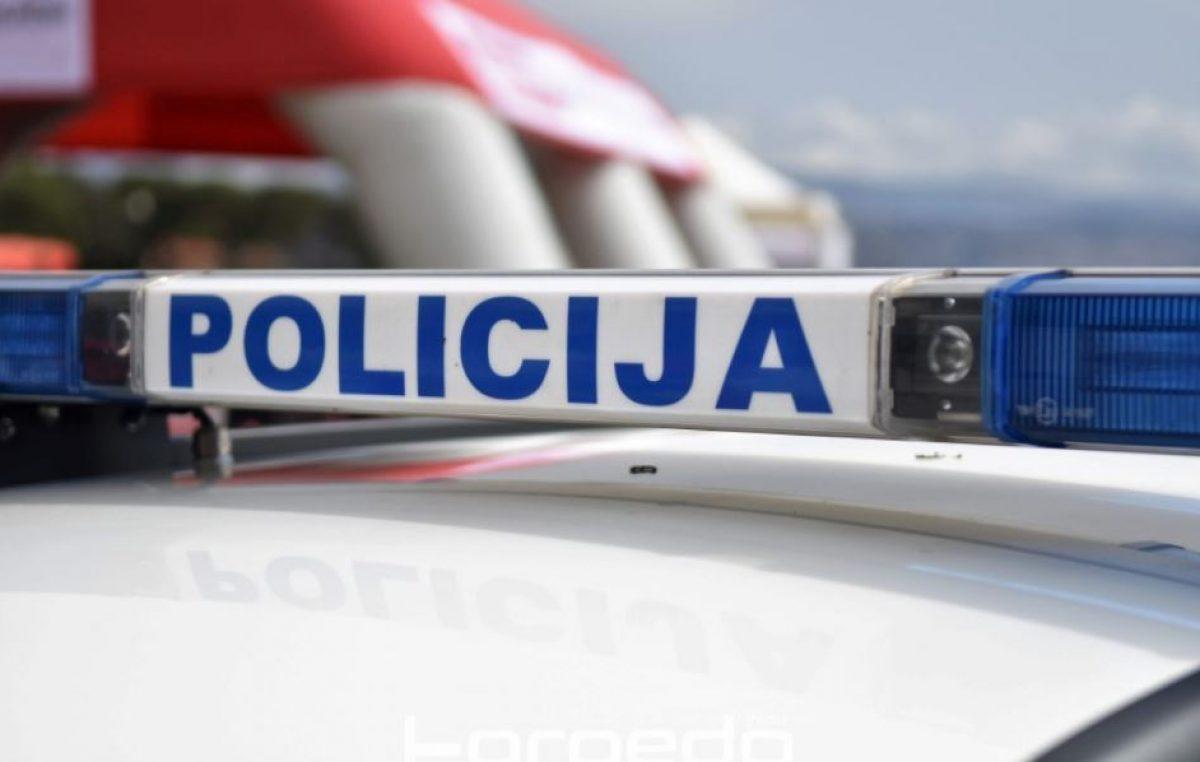 Krčka policija uhvatila dilera iz BiH za kojim je tragao Interpol