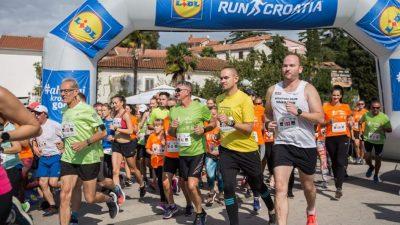 Utrka Lidl MALINska Run okupila 300 trkača