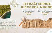 Savršeno za sve male i velike istraživače: Istražite Mirine s iskusnim timom arheologa!