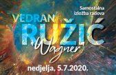 Izložba i jazz koncert Vedrana Ružića ove nedjelje u Omišlju
