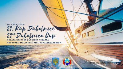 """Tradicionalna regata krstaša """"22. Kup Dubašnice"""" ovoga vikenda u Malinskoj"""