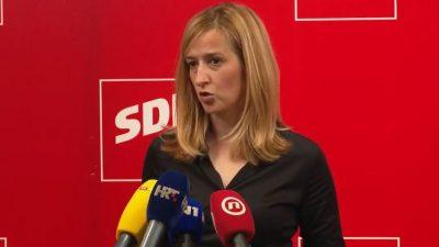 """Mirela Ahmetović predala kandidaturu: """"Ja sam kandidatkinja diskontinuiteta, ne pripadam niti jednoj frakciji"""""""
