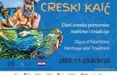 Creski kaić – Dani creske pomorske baštine i tradicije