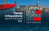 Krčko podmorje 2020.: Podržite Morske akcijske dane