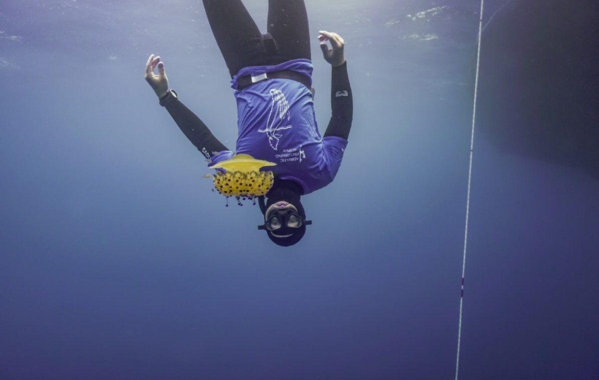 FOTO Započeo Adriatic Depth Trophy 2020, natjecanje u ronjenju na dah koje je na Krk dovelo svjetsku elitu