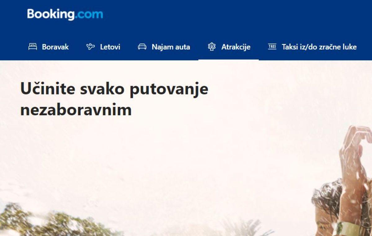 """""""COVID 19 je izazvao groznu krizu"""": Booking.com najavio restrukturiranje, slijede otkazi diljem svijeta"""