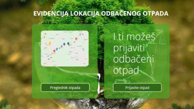 Na web stranici Općine Punat od sada dostupna aplikacija za evidenciju odbačenog otpada – ELOO