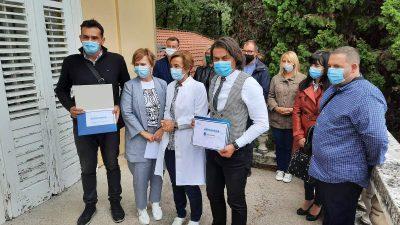 Općina Baška donirala Dječju bolnicu Kantrida