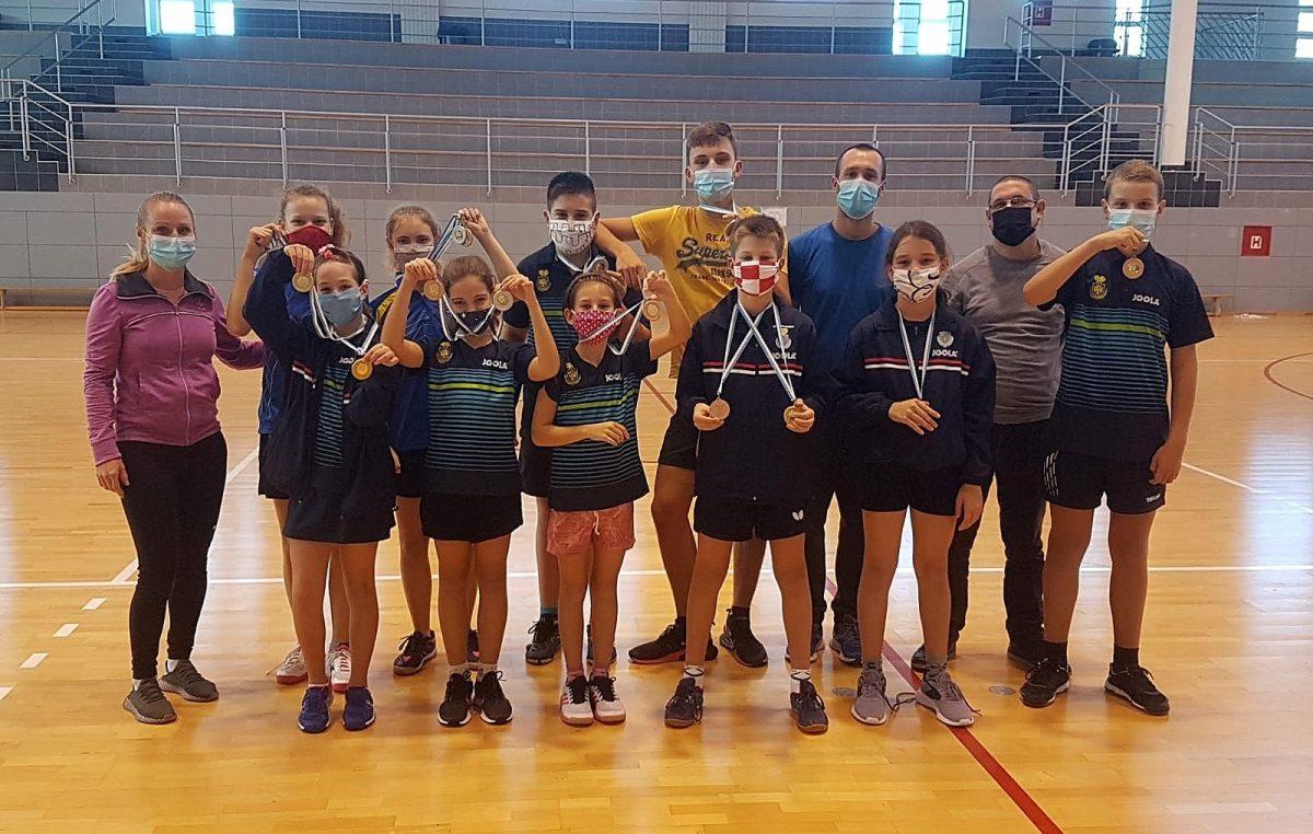 STK Malinska-Dubašnica na 1. otvorenom turniru PGŽ osvojio čak 18 medalja!