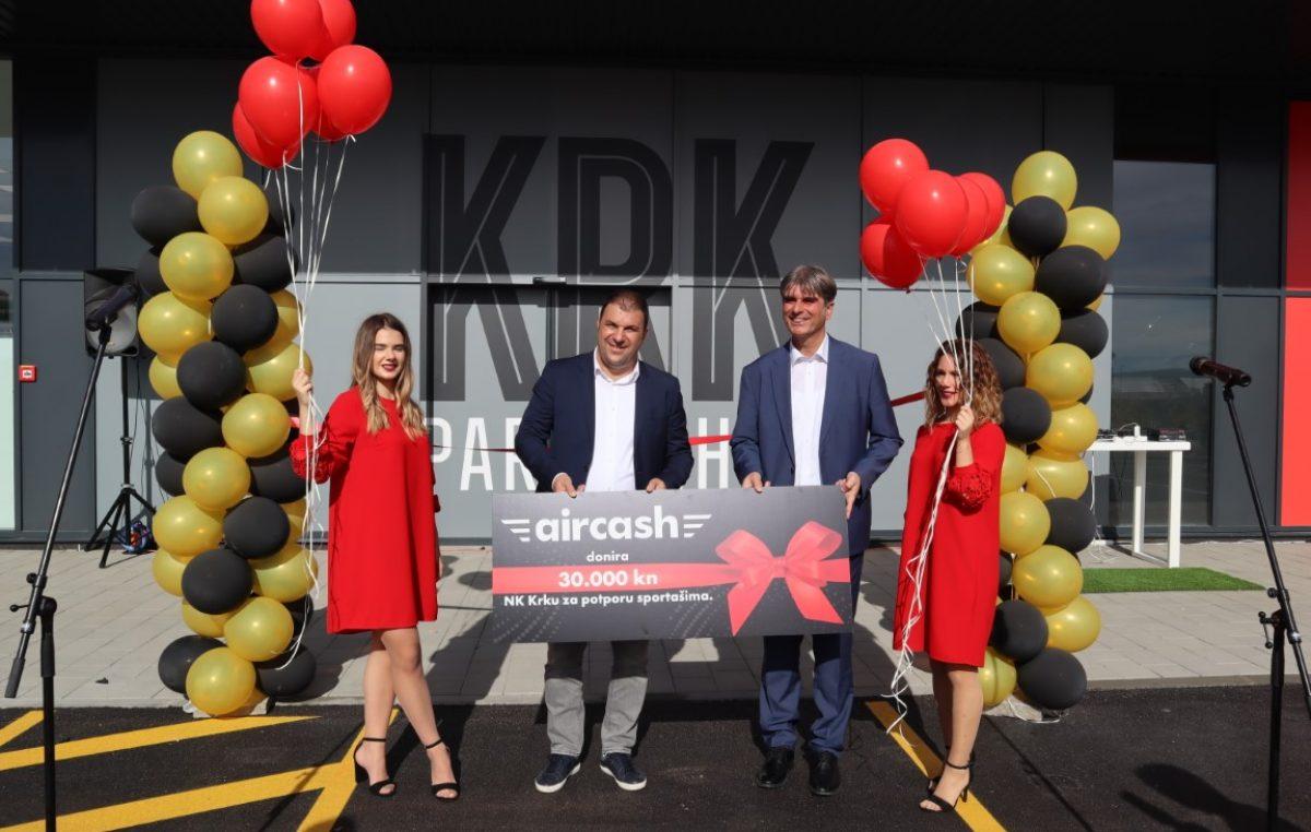FOTO/VIDEO Svečano otvoren Park&Shop Krk, najavljeno otvorenje još tri dućana
