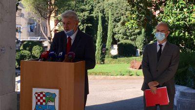 Župan Komadina izvijestio o epidemiološkoj situaciji: u PGŽ-u 3 novozaražene osobe, 1 je sa Krka