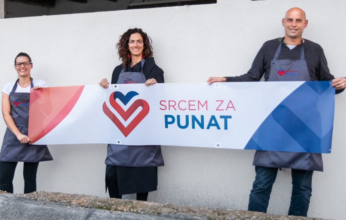 Kreće akcija za nezbrinute mališane i siromašne obitelji: Srcem za Punat – srcem za djecu