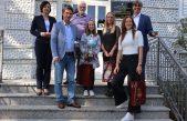 VIDEO Prijam najuspješnijih krčkih stolnotenisačica u Gradu Krku