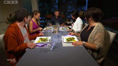 Večera za 5 na Krku: Ivan oduševio domaćom janjetinom, šurlicama i smokvama u siru