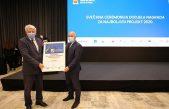 "Projekt ""Mala barka"" proglašen najboljim EU projektom prekogranične suradnje, Krk i Cres najbolji gradovi PGŽ-a"
