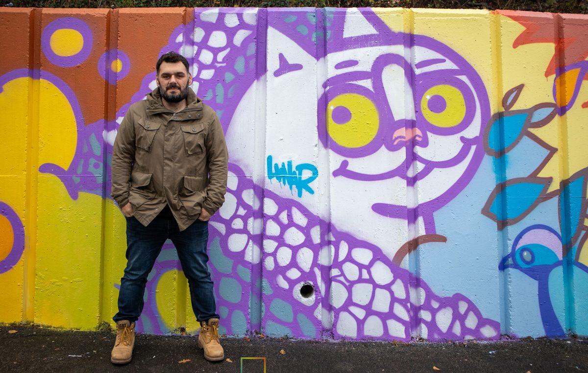 FOTO/VIDEO Dobrinj krasi najveći otočni mural – a to je tek početak planova koji kreću sljedeće godine