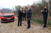 VIDEO DVD Malinska-Dubašnica dobilo je novi vatrogasni kombi. Sljedeći korak – vatrogasni dom