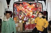 Veliko srce otočana: Četiri puna kombija potrepština i darova uljepšalo blagdane djeci i potrebitim obiteljima