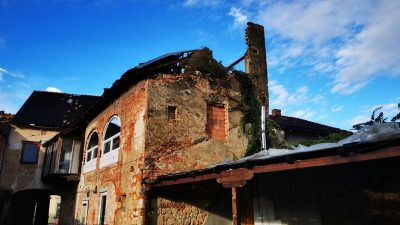 Općina Omišalj donira 150 tisuća kuna za Petrinju, Sisak i Glinu, pet kombija već je na putu