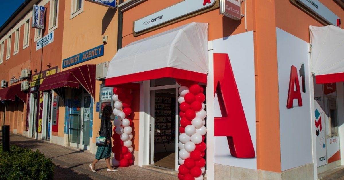 FOTO Dobro poznate A1 usluge za sve generacije: U Krku otvorena nova A1 poslovnica