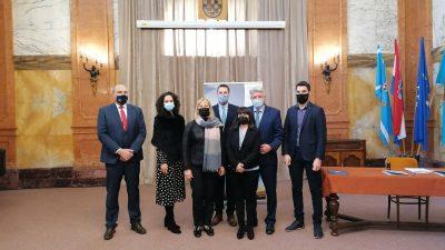 Potpisan ugovor za dogradnju luke Mrtvaška na Lošinju vrijedan 57 milijuna kuna