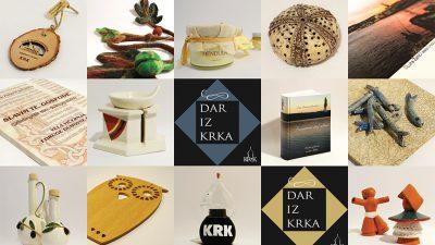 Raspisan 10. natječaj za originalan krčki suvenir: Bira se novi Dar iz Krka