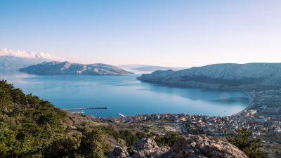 FOTO/VIDEO Ovo je jedna od najljepših krčkih staza: Putem ka Mjesecu do lokve Diviške