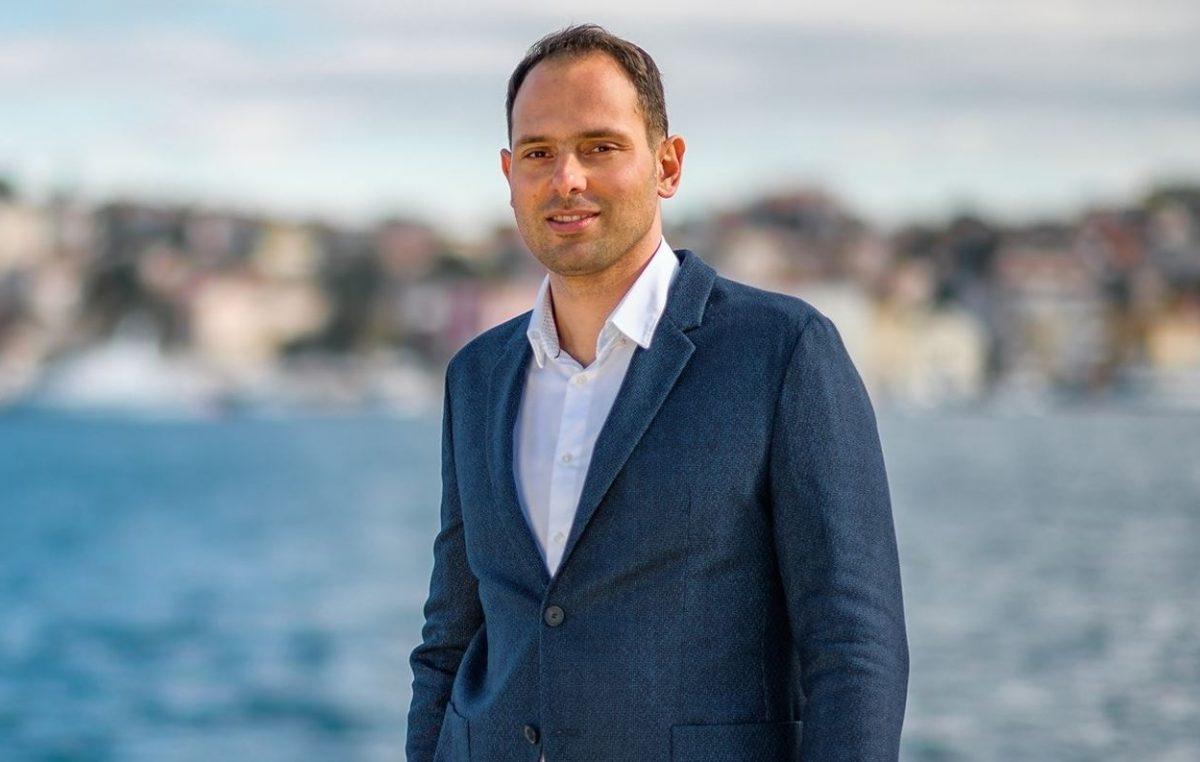 Mario Franković najaviokandidaturu za gradonačelnika Grada Malog Lošinja