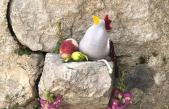 Rukotvorine Krk pripremaju radionicu pletenja maslinovih grana i izrade uskršnjih jaja od ovčje vune