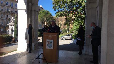Župan Komadina: Za 7 županijskih zdravstvenih ustanova bit će raspoređeno 24 milijuna kuna, tražimo i veće količine cjepiva za PGŽ