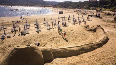 Destinacija s najviše pješčanih plaža u Hrvatskoj spremna dočekati prve goste