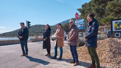 Projekt Poboljšanja vodokomunalne infrastrukture aglomeracija Cres, Martinšćica, Mali i Veli Lošinj
