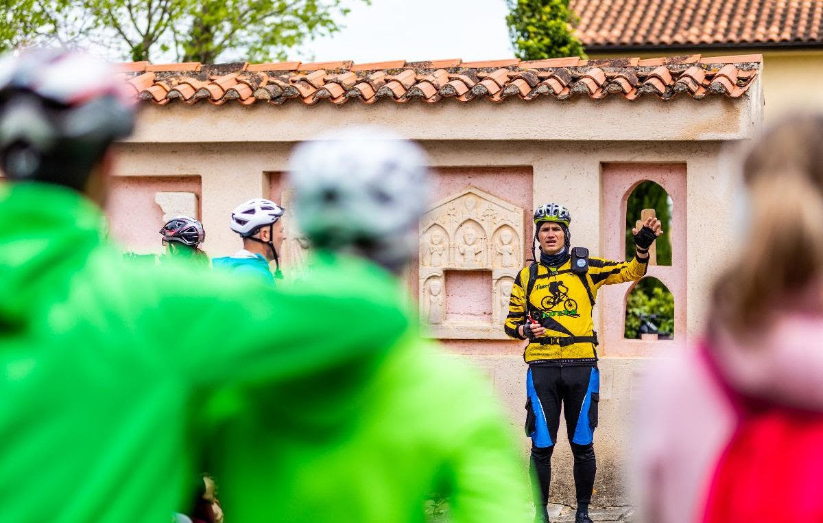 Koronavirus do daljnjega odgodio program edukacije biciklističkih vodiča na otoku Krku