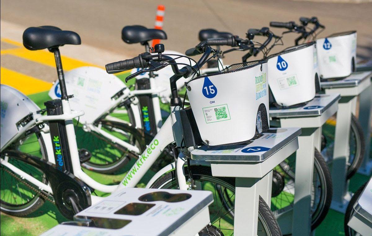 Krk Bike ponovo u pogonu, na raspolaganju biciklistima najam e-bicikala diljem otoka