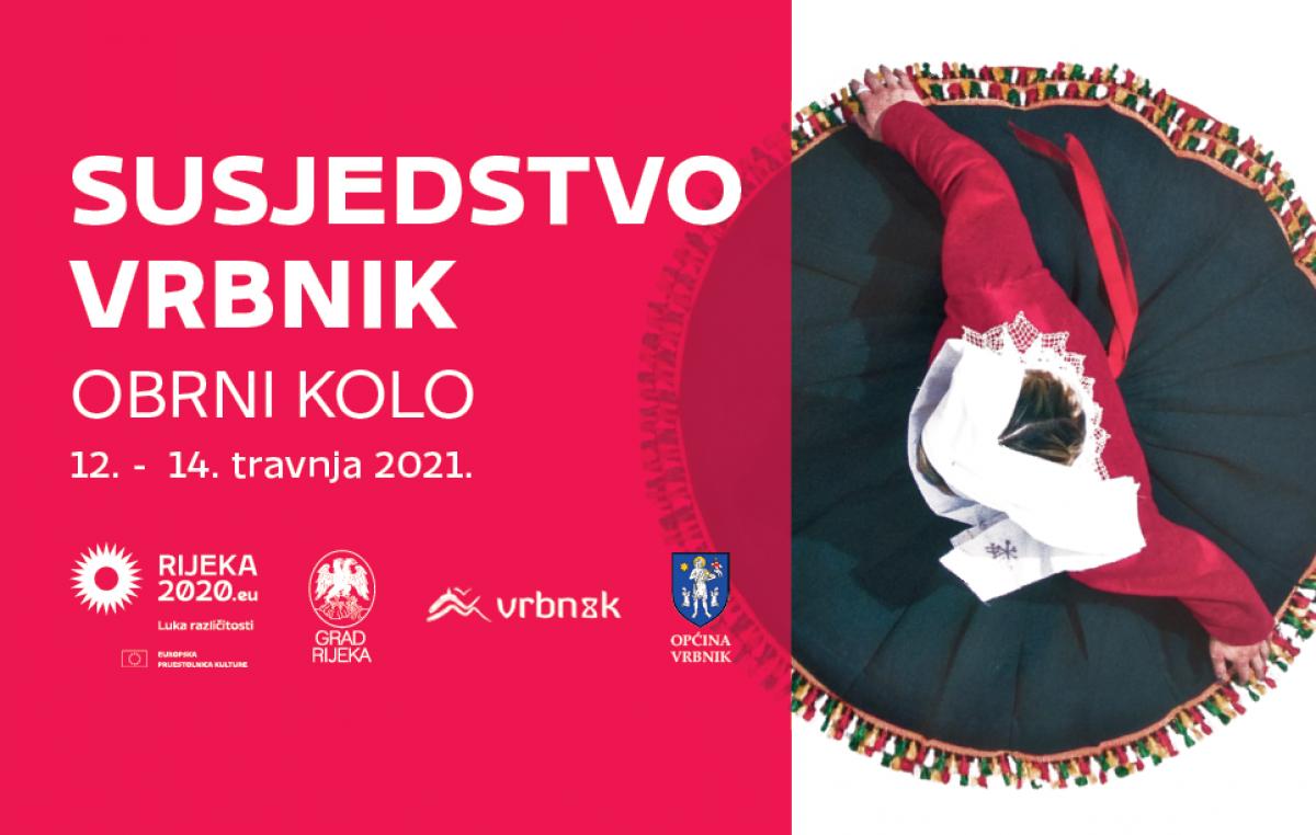"""""""Obrni kolo!"""": Susjedstvo Vrbnik EPK tri će dana biti europski centar umjetnosti, kulture i glazbe"""