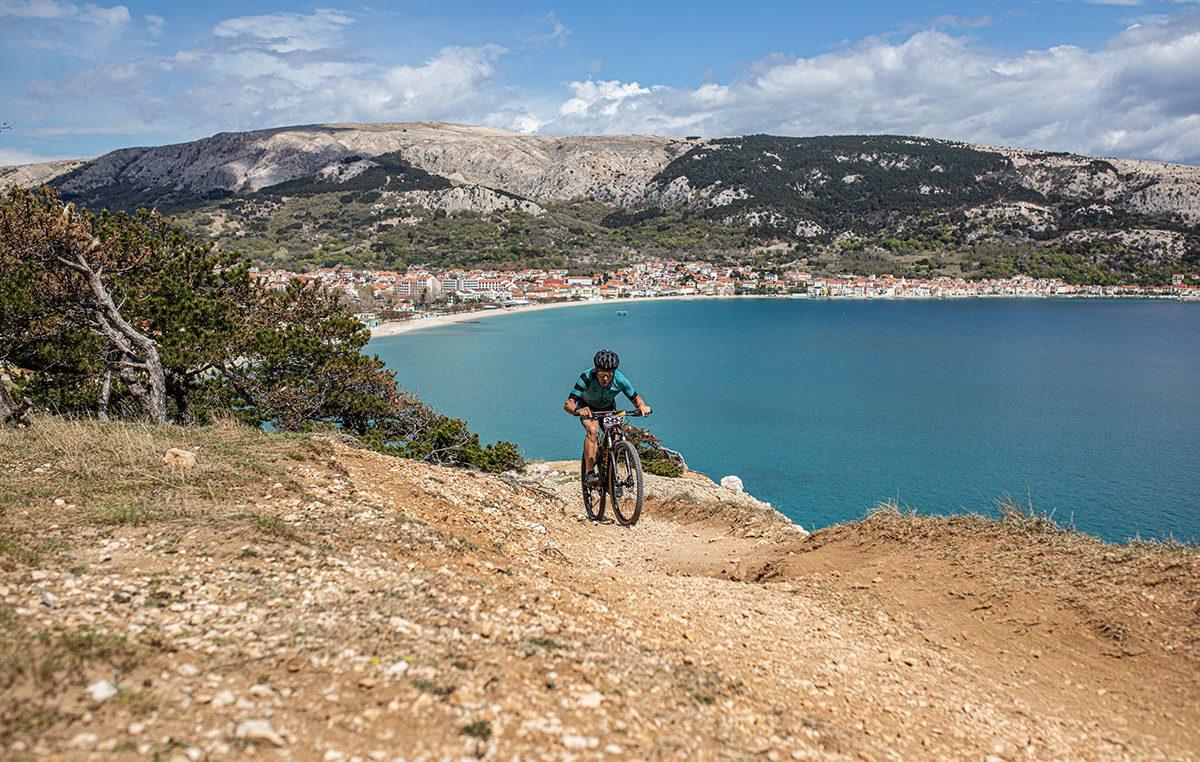 FOTO/VIDEO Svjetska imena brdskog biciklizma ovog su tjedna projurila Baškom