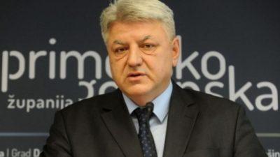 Župan Zlatko Komadina u samoizolaciji zbog kontakta s COVID pozitivnom osobom