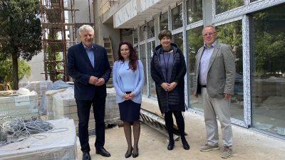 Komadina najavio završetak velike PGŽ investicije u Lječilištu Veli Lošinj i iskorak u zdravstveni turizam