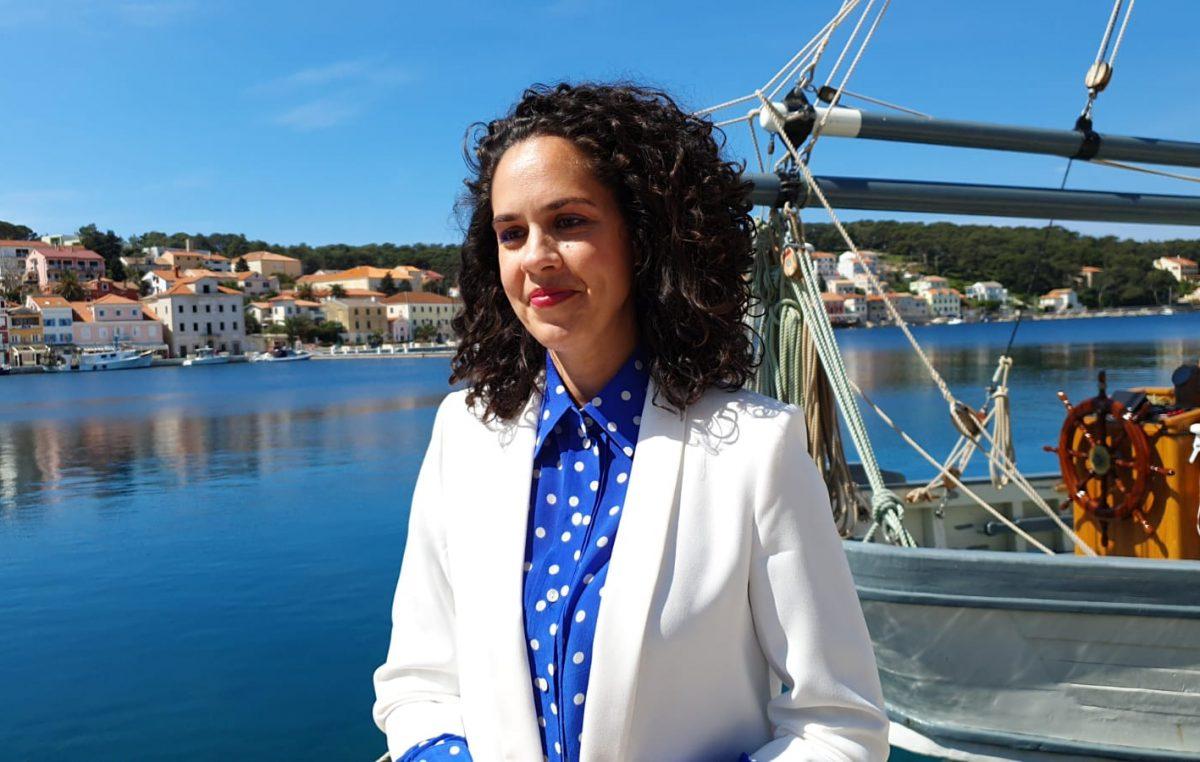 Ana Kučić najavila kandidaturu za gradonačelnicu Malog Lošinja