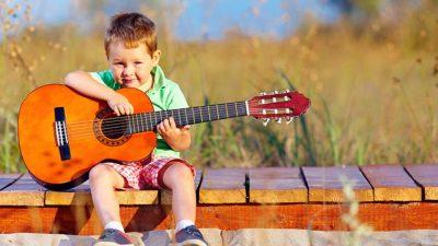 Ljeto na Krku uz Glazbeni kamp – Gitara 2021.