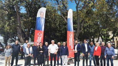 Župan Komadina posjetio otok Krk uz druženje s građanima Omišlja, Krka i Punta