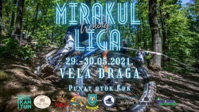 Adrenalinski bike vikend: Mirakul trening liga ovog vikenda u Puntu