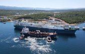 Prvi small scale LNG pretovar na Mediteranu obavljen na krčkom terminalu