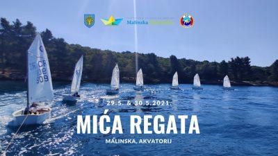 U Malinskoj se ovoga vikenda održava Mića regata