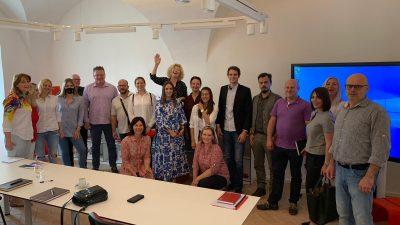 KTR Putovima Frankopana – Održan prvi radni sastanak interpretatora i edukativna radionica